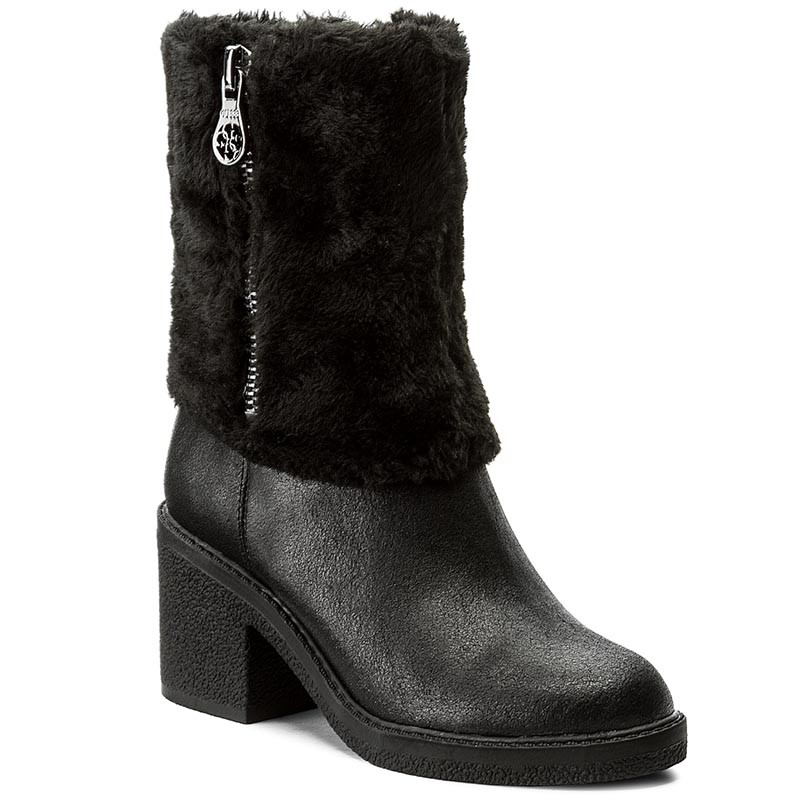 Stiefeletten GUESS-Rilley FLRIL4 SUP10 BLACK