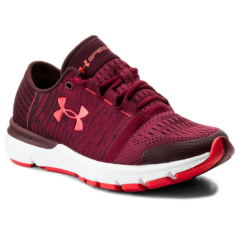 Schuhe UNDER ARMOUR-Ua W Speedform Gemini 3 Gr 1298662-500 Rnr/Wht/Mnr