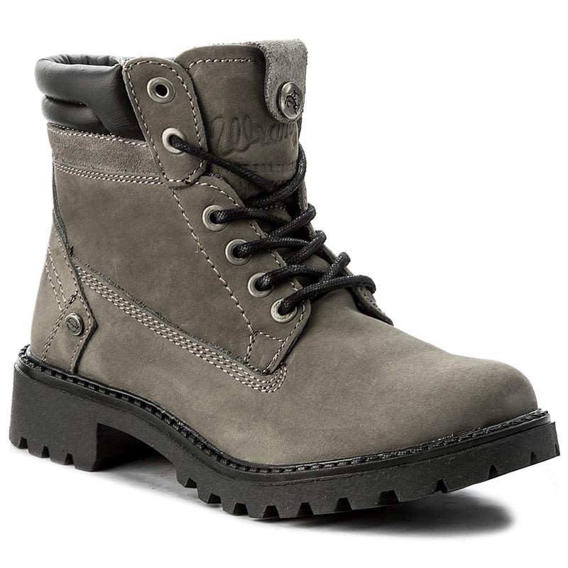 Trapperschuhe WRANGLER-Creek WL172500 Grey 55