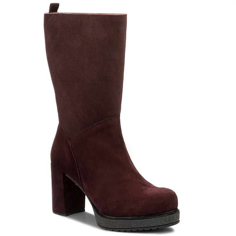 Stiefel UNISA-Katsi Bbs  Grape Bbsuede Cs