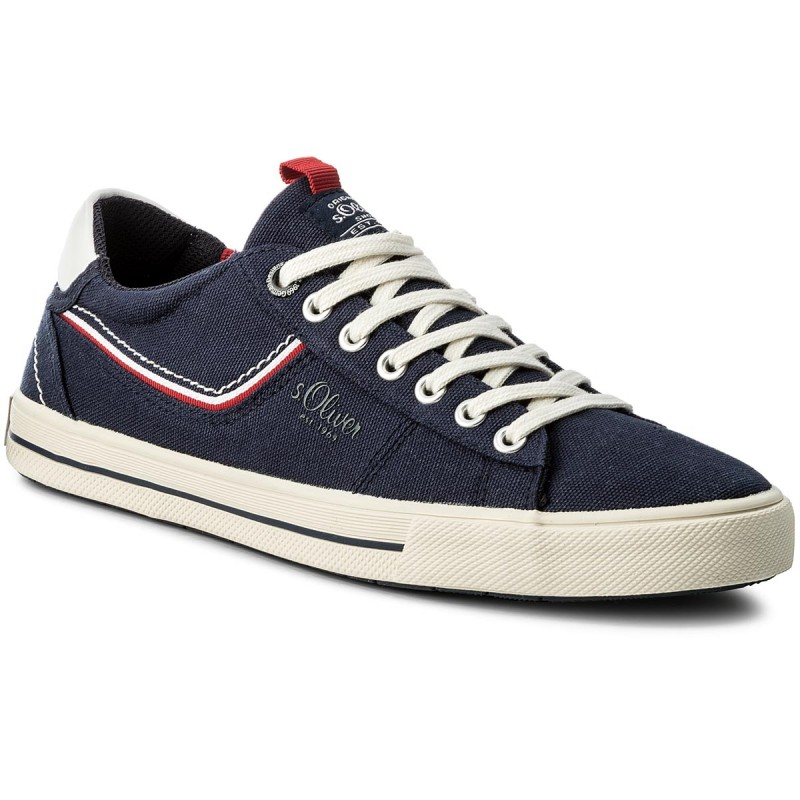 Turnschuhe SOLIVER-5-13600-20 Navy 805