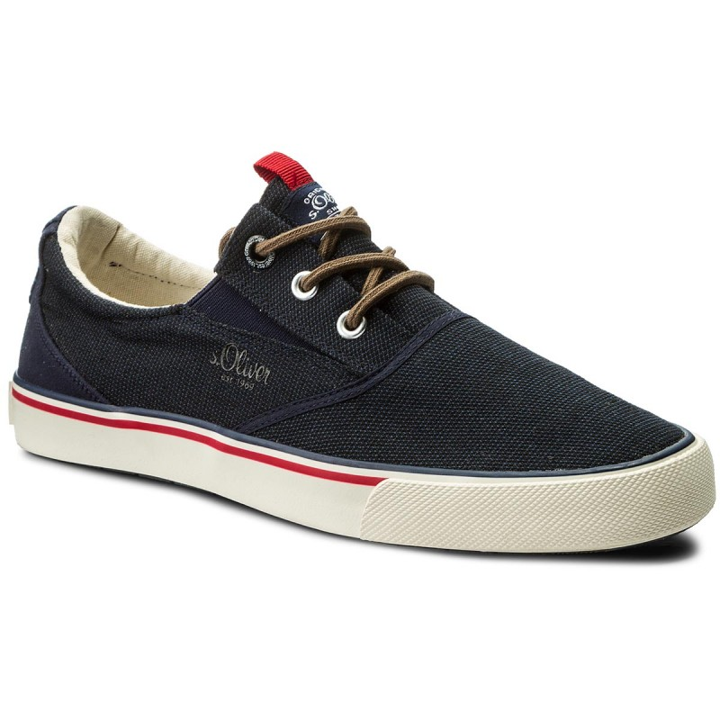 Turnschuhe SOLIVER-5-13604-20 Navy 805