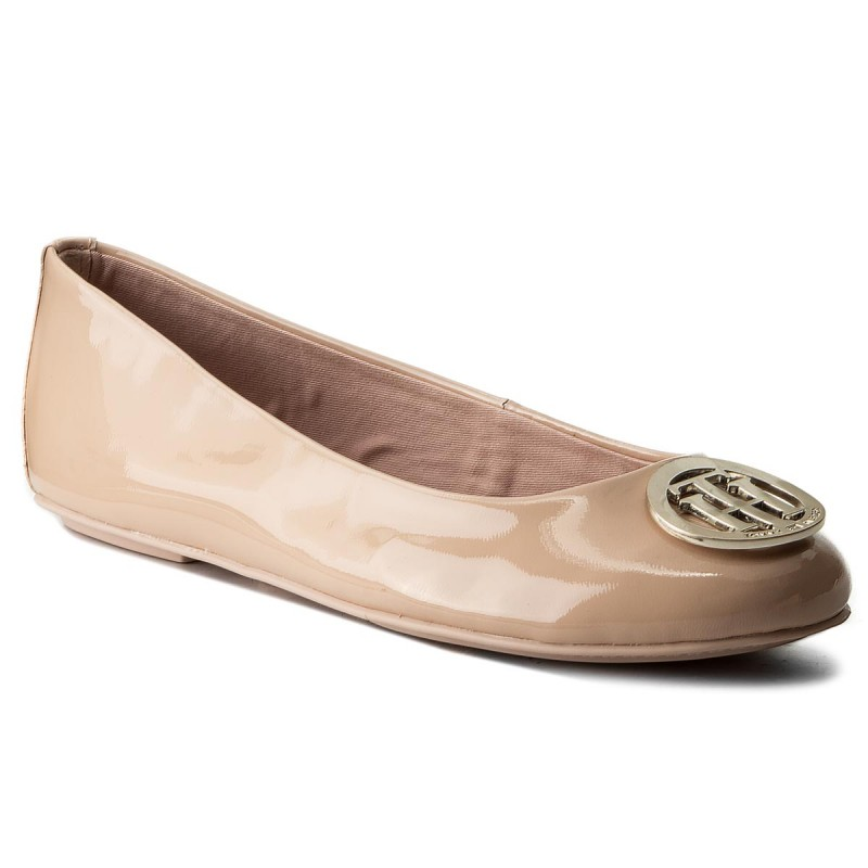 Ballerinas TOMMY HILFIGER-Appleton 16P FW0FW02139 Dusty Rose 502