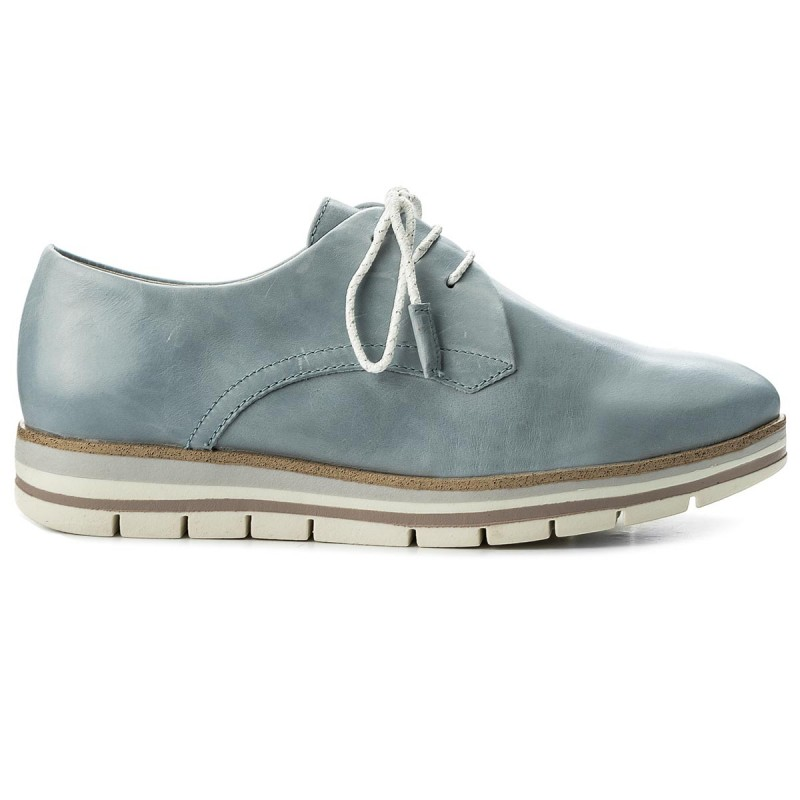 Oxfords MARCO TOZZI-2-23209-30 Denim 802