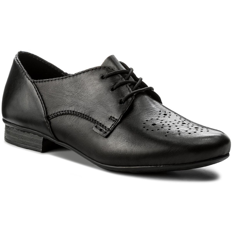 Oxfords RIEKER-51913-00 Schwarz