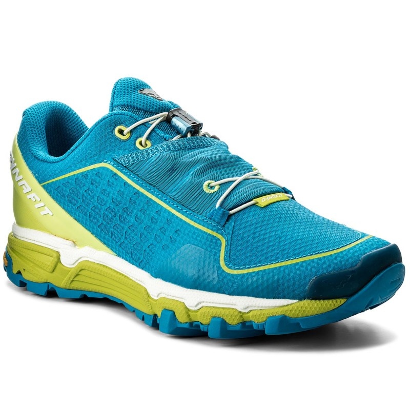 Schuhe DYNAFIT-Ultra Pro 64034 Lime Punch/Methyl Blue 5795