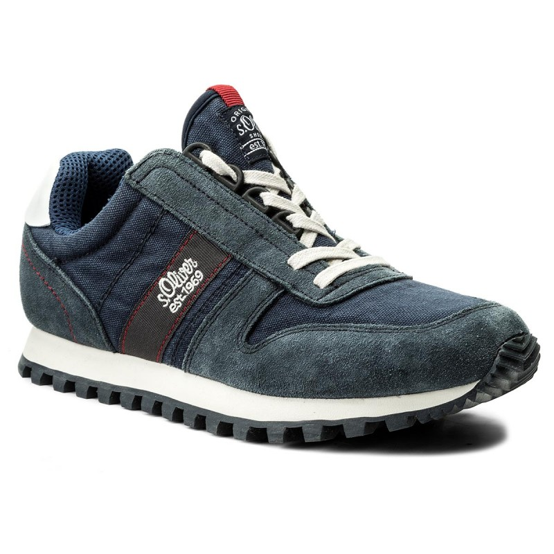 Sneakers SOLIVER-5-13634-20 Navy 805