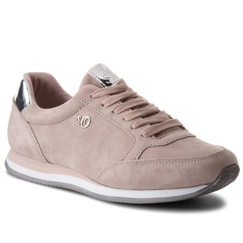 Sneakers SOLIVER-5-23630-20 Pale Rose 549