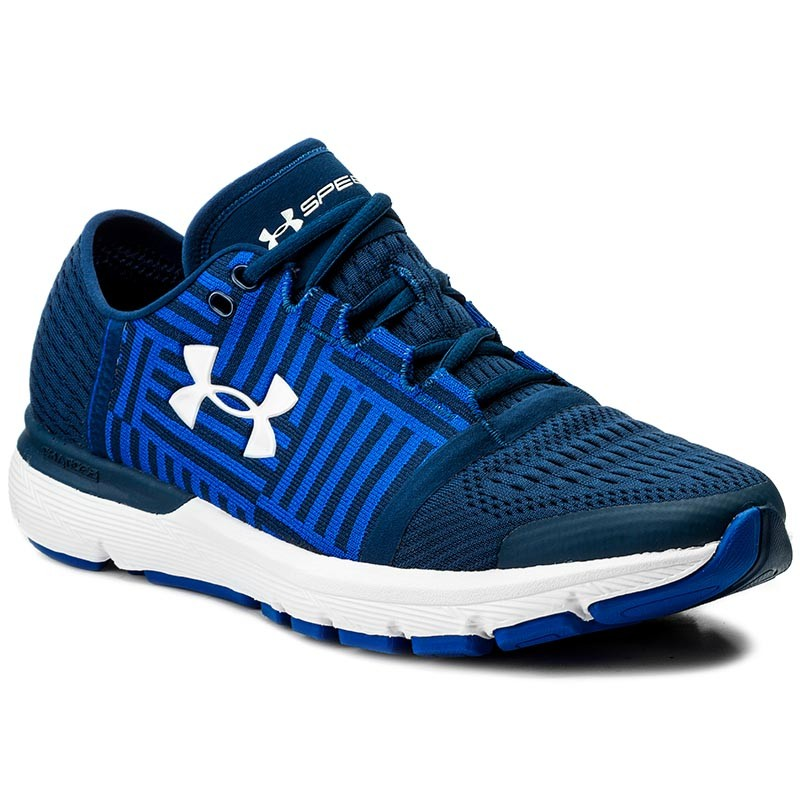 Schuhe UNDER ARMOUR-Ua Speedform Gemini 3 1285652-997 Btn/Ubl/Wht