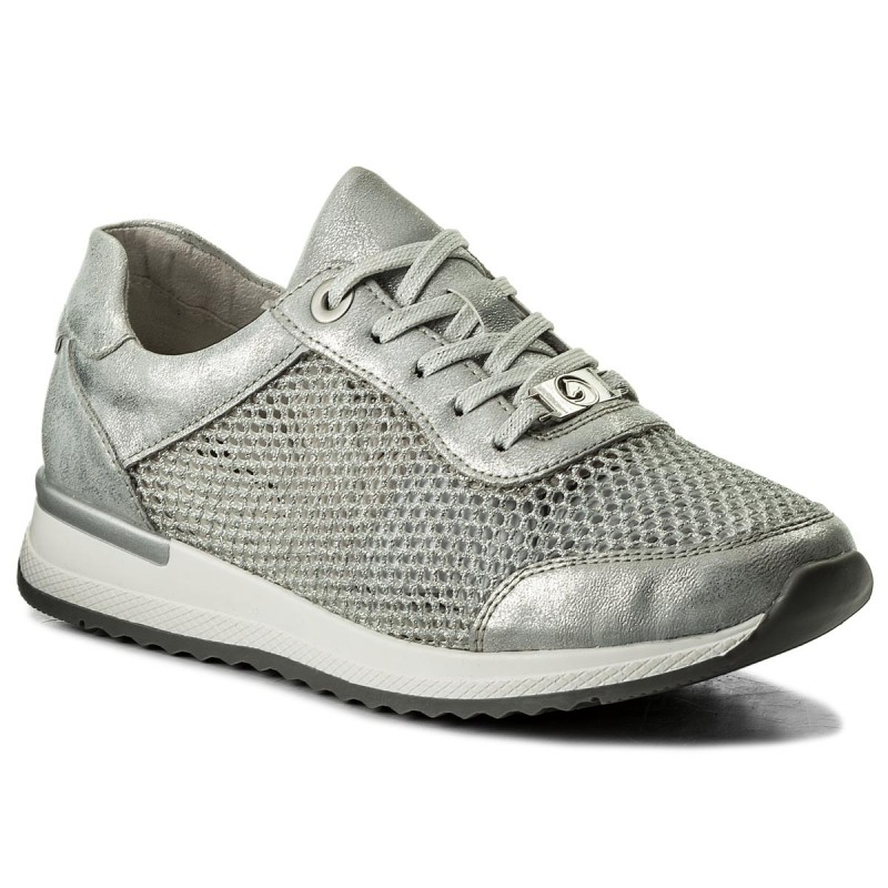 Sneakers REMONTE BY RIEKER-R7006-90 Silber/Platin