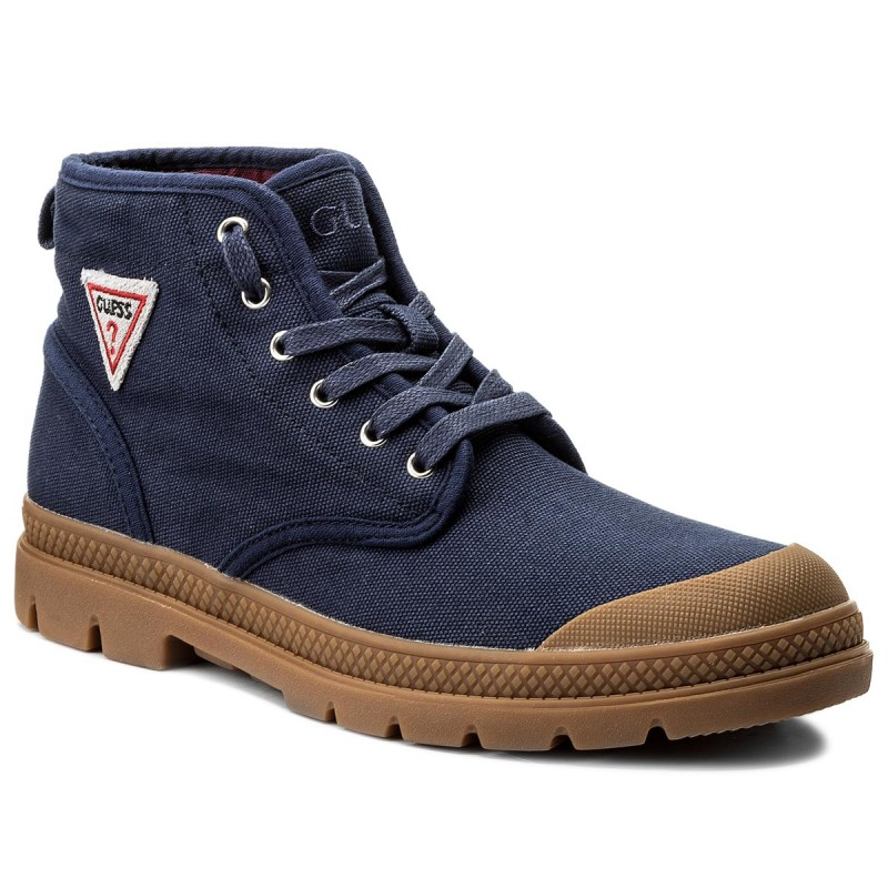 Trapperschuhe GUESS-Billy FMBIL1 FAB10 BLUE