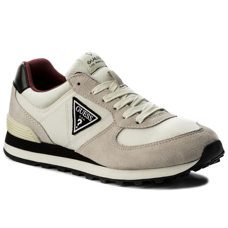 Sneakers GUESS-Charlie FMCHA1 FAB12 WHITE