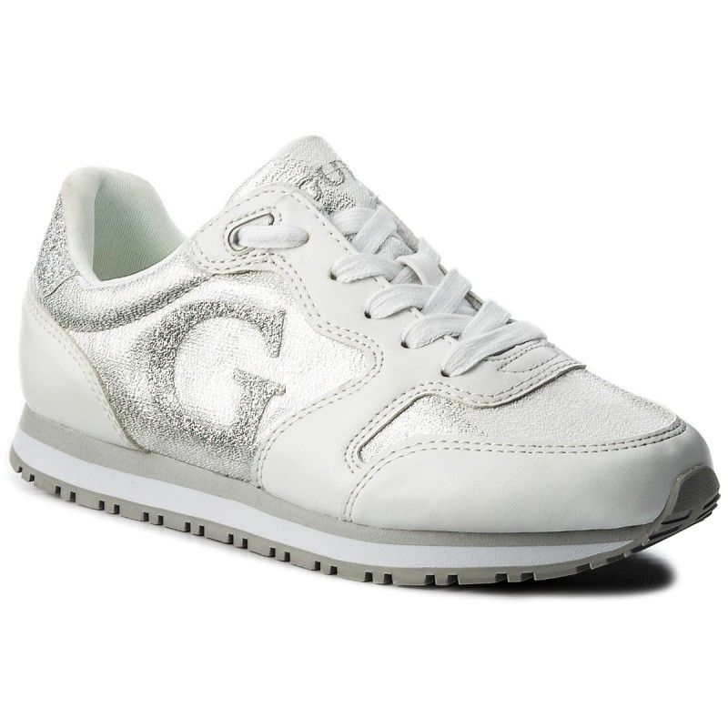 Sneakers GUESS-Johnny FLJHN1 FAB12 WHITE