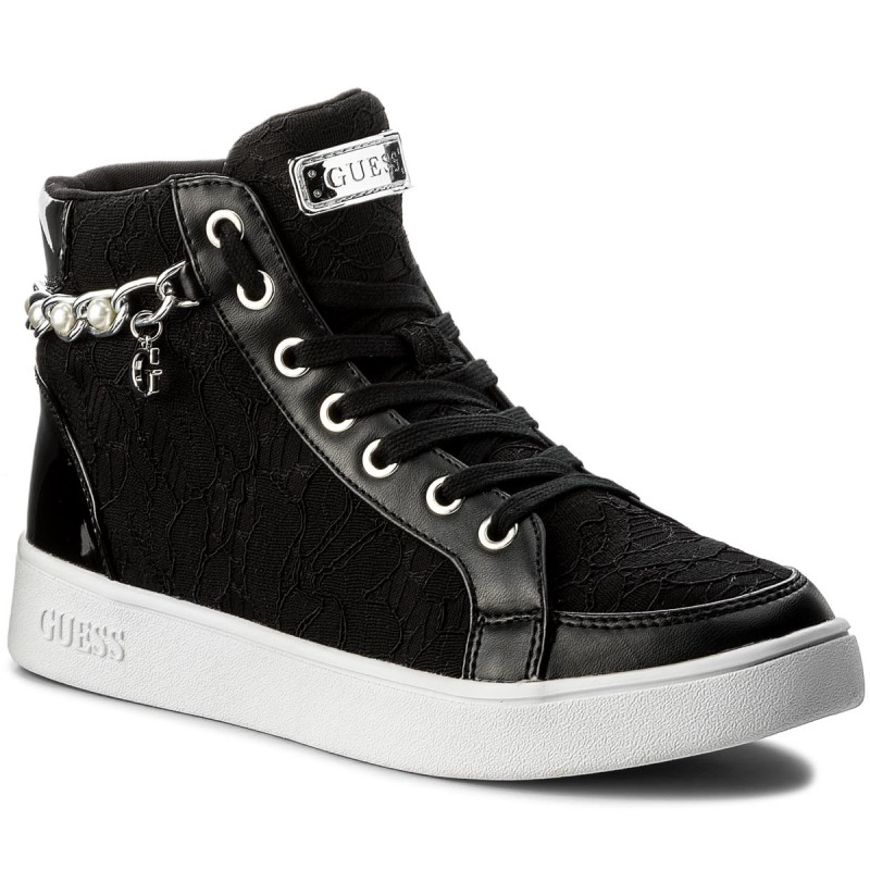Sneakers GUESS-Bradie2 FLBD21 LAC12 BLACK