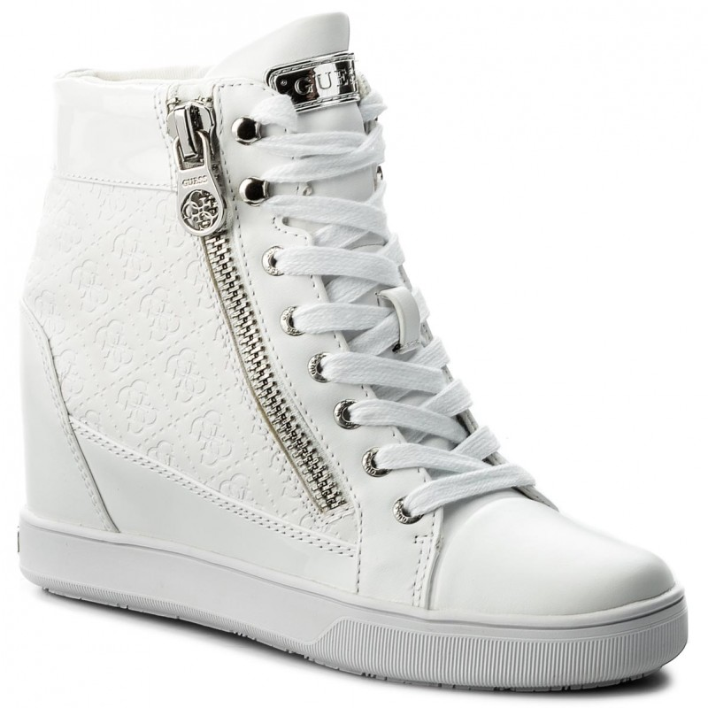 Sneakers GUESS-Foresst FLFOR1 FAL12  WHIWH