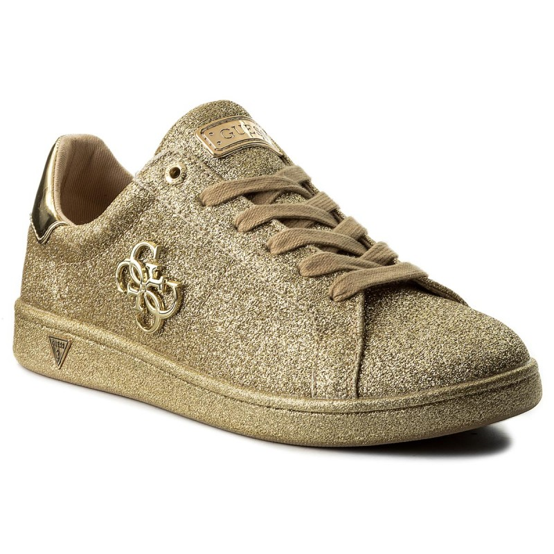 Sneakers GUESS-Baysic FLBYC1 ELE12  GOLD