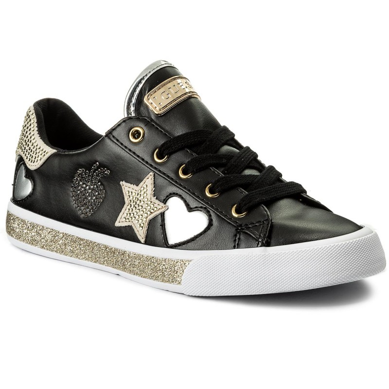 Sneakers GUESS-Memphis FLMEM1 ELE12 BLACK