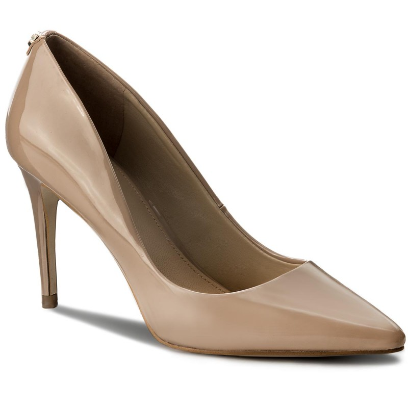 High Heels GUESS-Bennie5 FLBN51 PAF08 NUDE