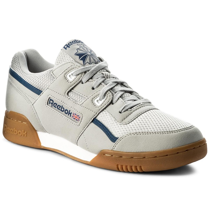 Schuhe Reebok-Workout Plus Mvs CM9926 Stark Grey/Washed Blu/Ash