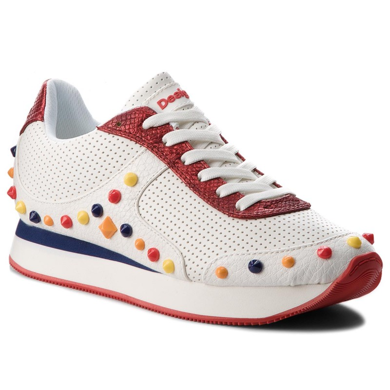 Sneakers DESIGUAL-Galaxy Candy 18SSKP22 1000