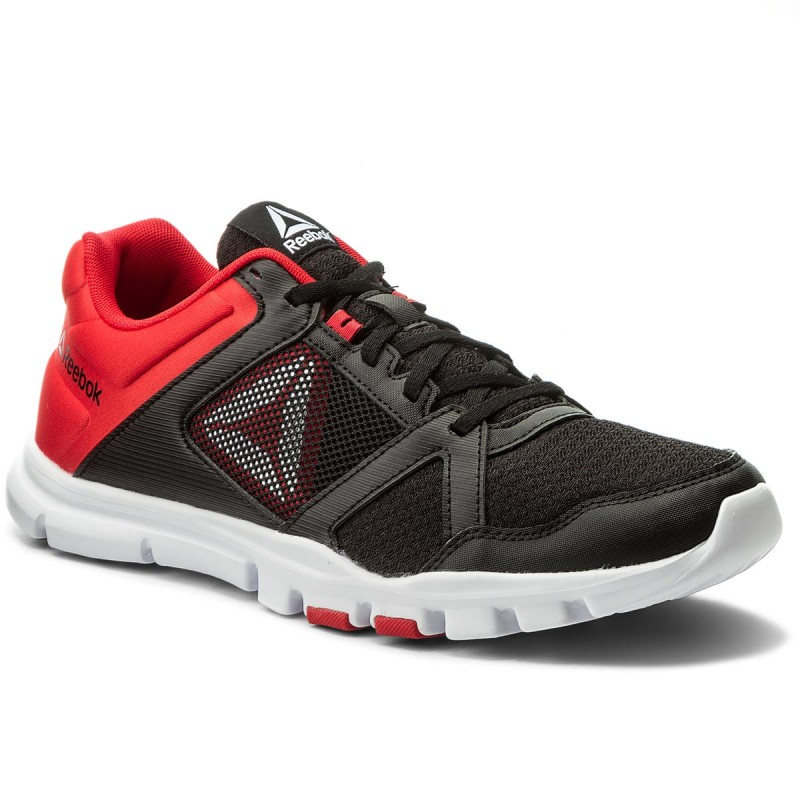Schuhe Reebok-Yourflex Train 10 Mt BS9871 Black/Red/White