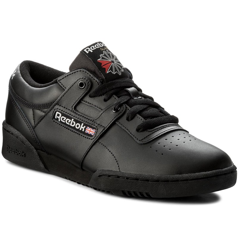 Schuhe Reebok-Workout Low CN0637 Int-Black/Light Grey