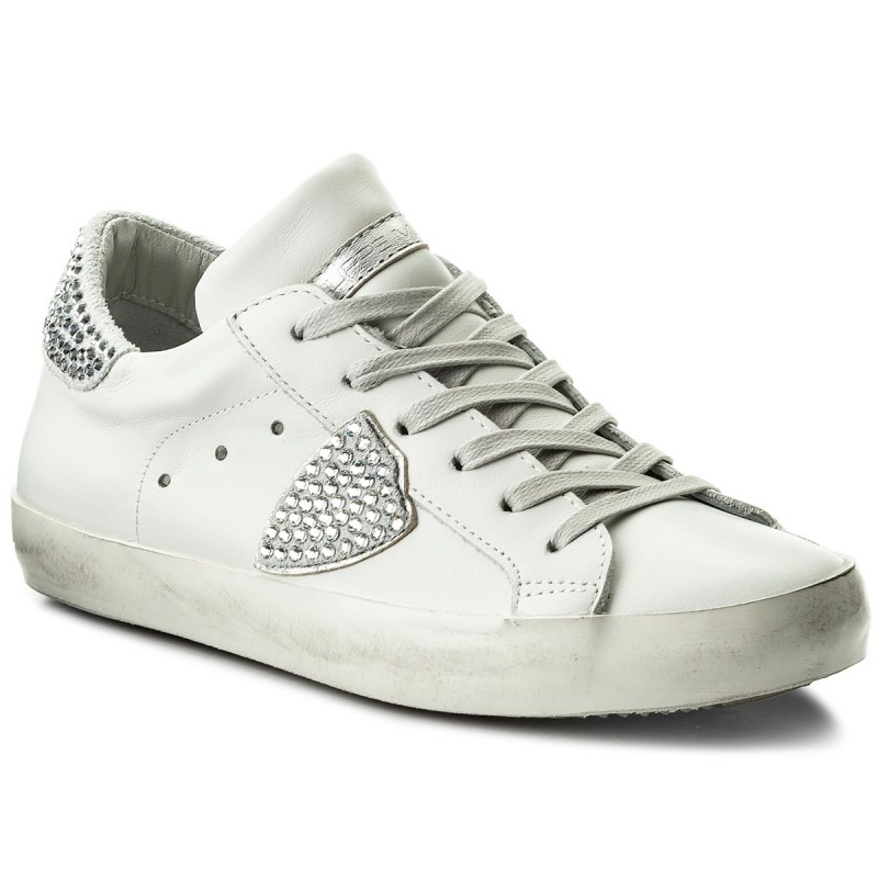 Sneakers PHILIPPE MODEL-Paris CLLD DV10 Diamond Blanc