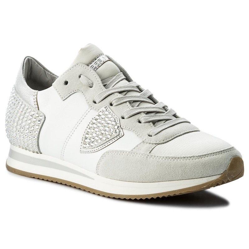 Sneakers PHILIPPE MODEL-Tropez Low TRLD DV11 Diamond Blanc