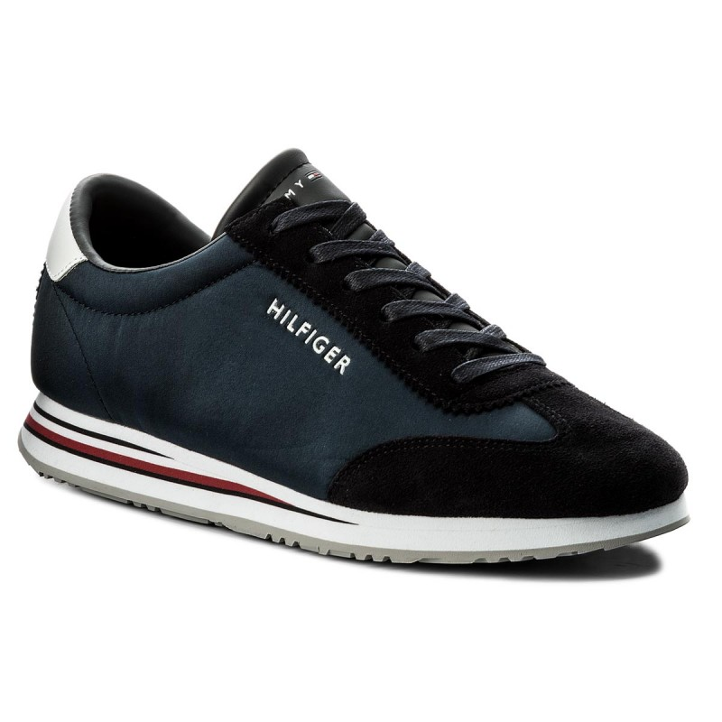 Sneakers TOMMY HILFIGER-Core Nylon Sneaker FM0FM01312 Midnight 403