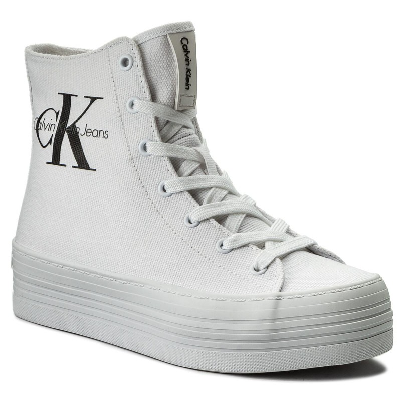 Sneakers CALVIN KLEIN JEANS-Zabrina RE9245 White