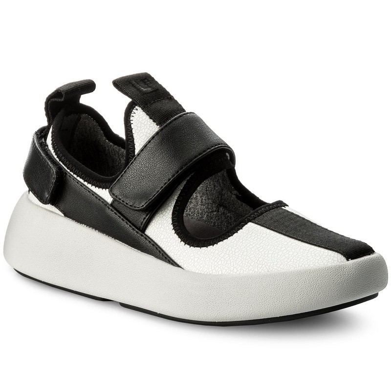 Halbschuhe UNITED NUDE-Bo Mj 1029169115 White/Black