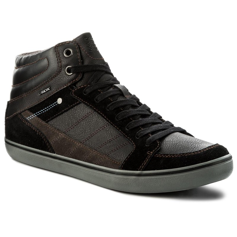 Sneakers GEOX-U Box E U74R3E 022ME C9999 Black