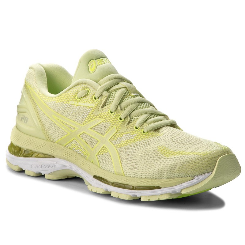 Schuhe ASICS-Gel-Nimbus 20 T850N Limelight/Limelight/Safety Yellow 8585