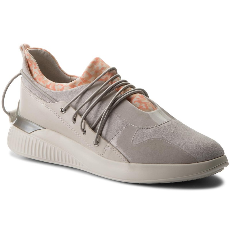 Sneakers GEOX-D Theragon A D828SA 022BC C1002 Off White