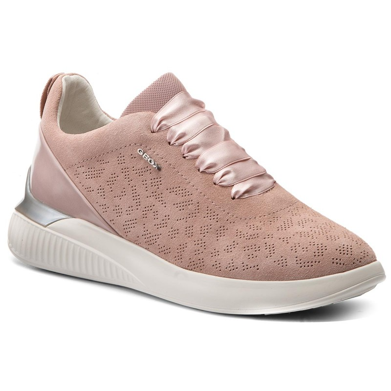 Sneakers GEOX-D Theragon C D828SC 022BC C8056 Antique Rose