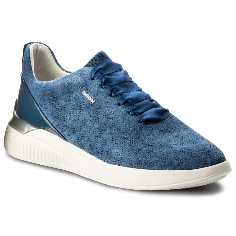 Sneakers GEOX-D Theragon C D828SC 022HH C4008 Denim
