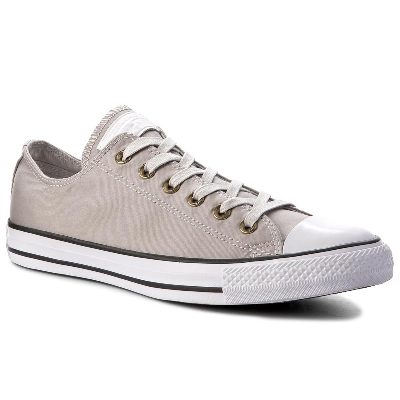Sportschuhe CONVERSE-Ctas Ox 155381C Mouse/White/Black