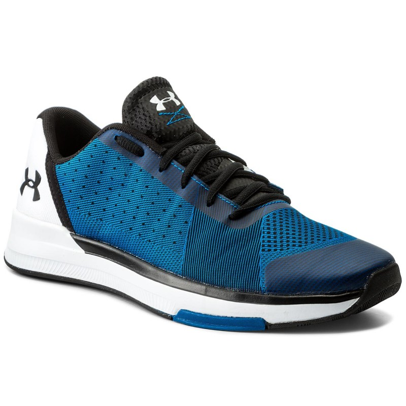 Schuhe UNDER ARMOUR-Ua Showstopper 1295774-899 Csb/Wht/Blk
