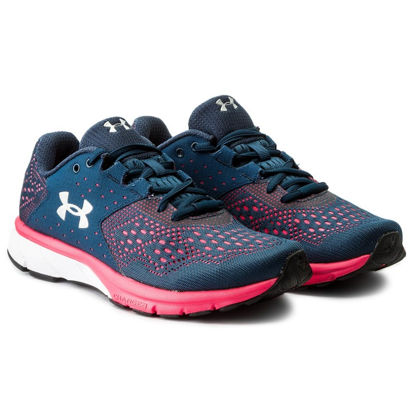 Schuhe UNDER ARMOUR-Ua W Charged Rebel 1298670-918 Tui/Ptp/Msv