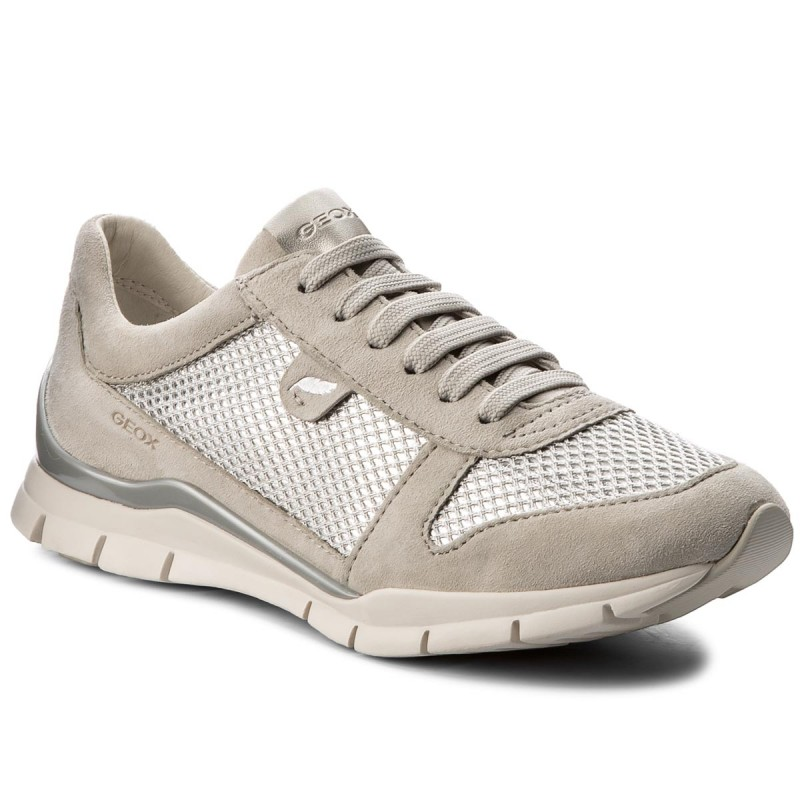 Sneakers GEOX-D Sukie A D52F2A 021GN C1008 Ivory