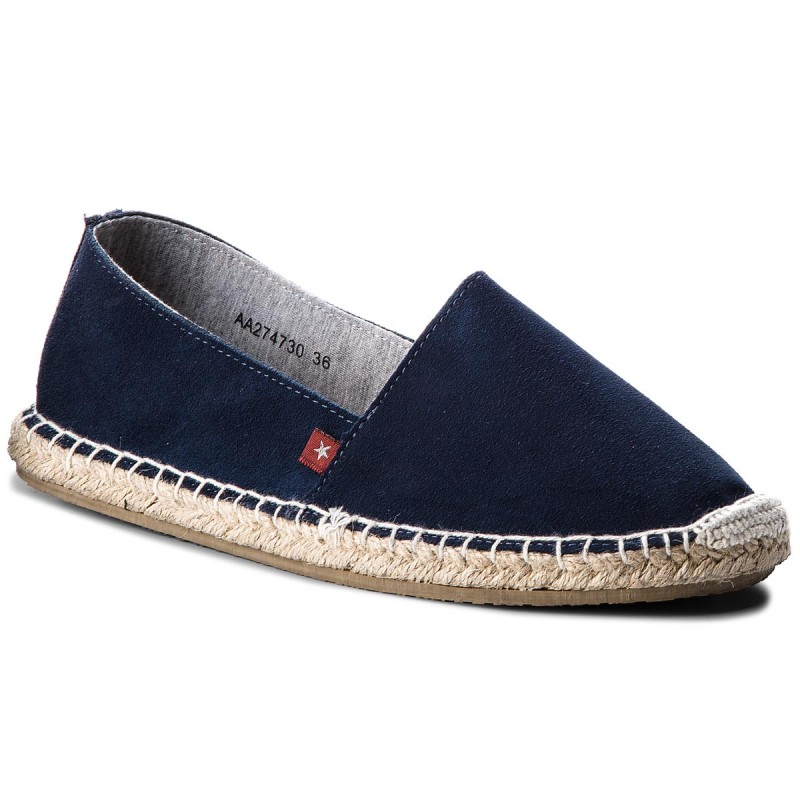Espadrilles BIG STAR-AA274730 Navy
