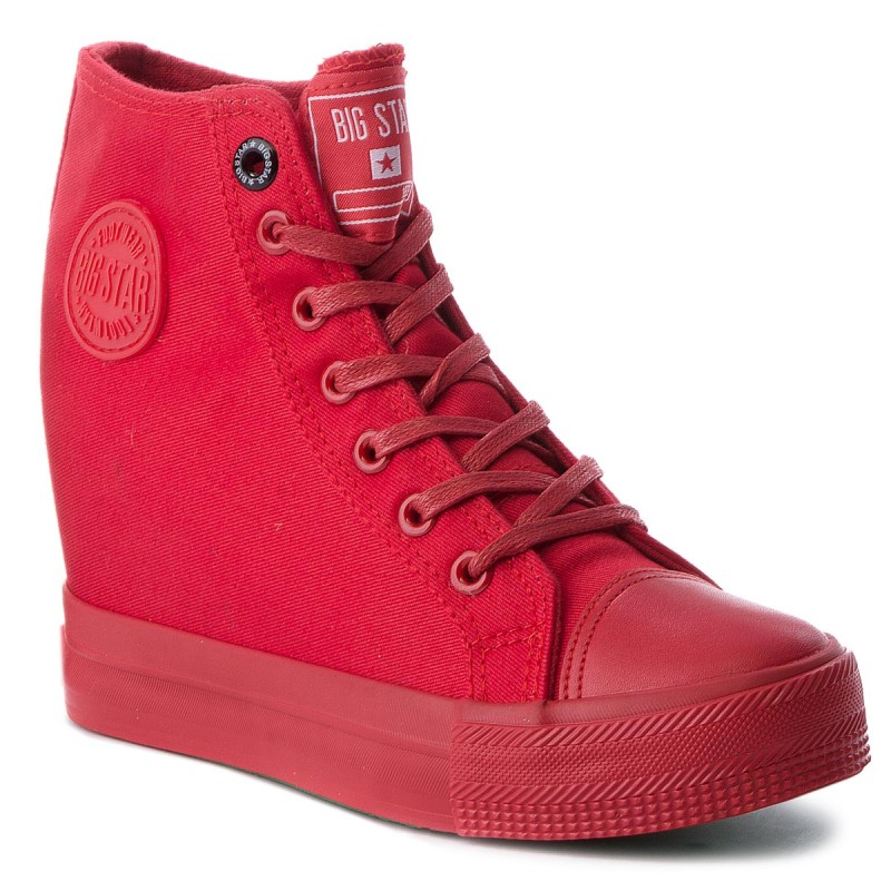 Sneakers BIG STAR-AA274A088 Red
