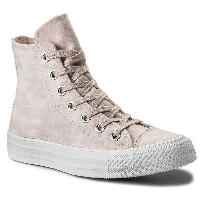 Turnschuhe CONVERSE-Ctas Hi 159652C Barely Rose/Barely Rose/White