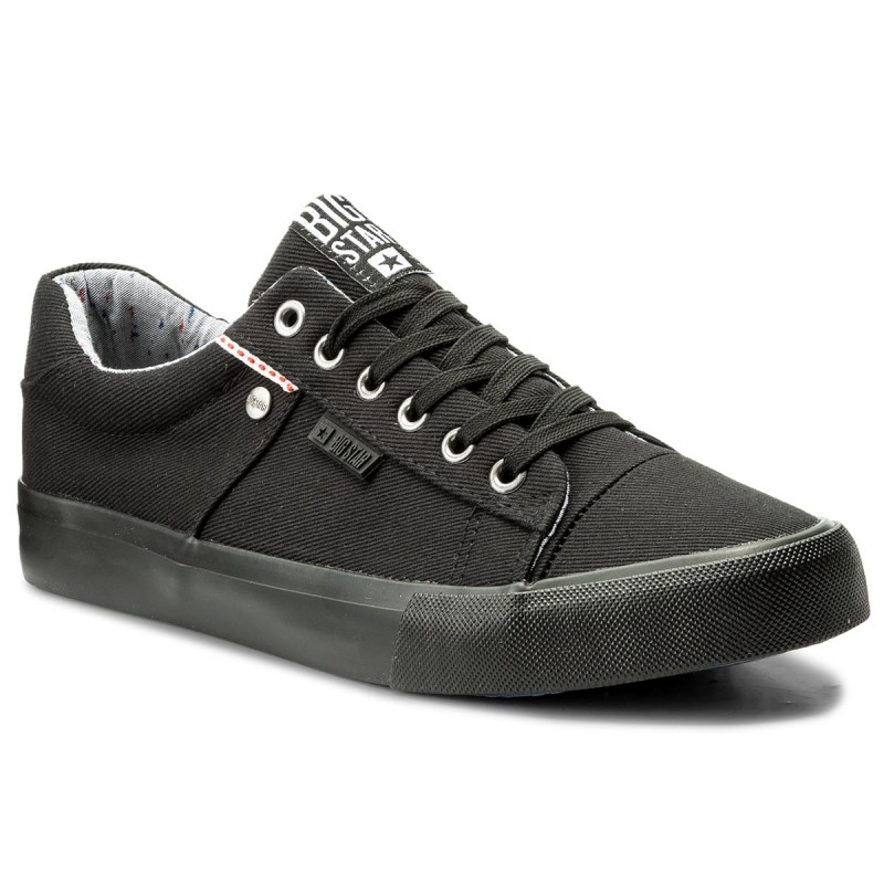 Turnschuhe BIG STAR-AA174096 Black