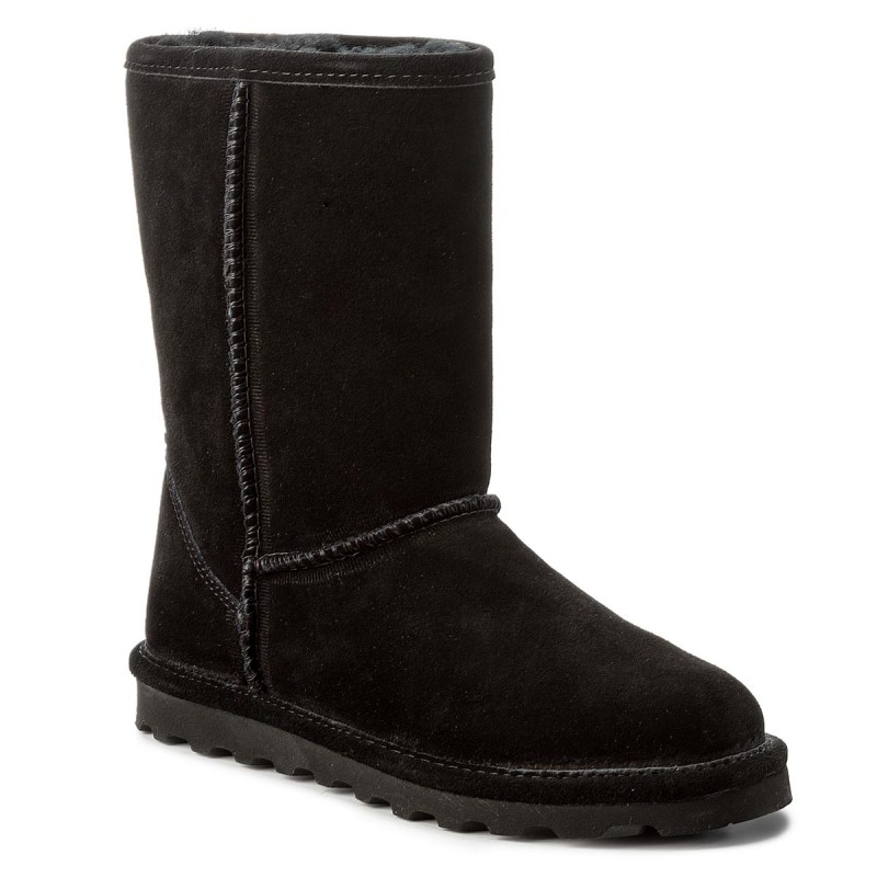 Schuhe BEARPAW-Elle Short 1962W  Black II