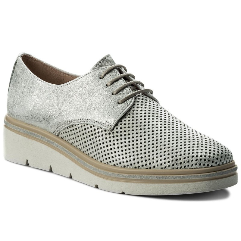Oxfords HISPANITAS-Ibiza HV86521 Silver