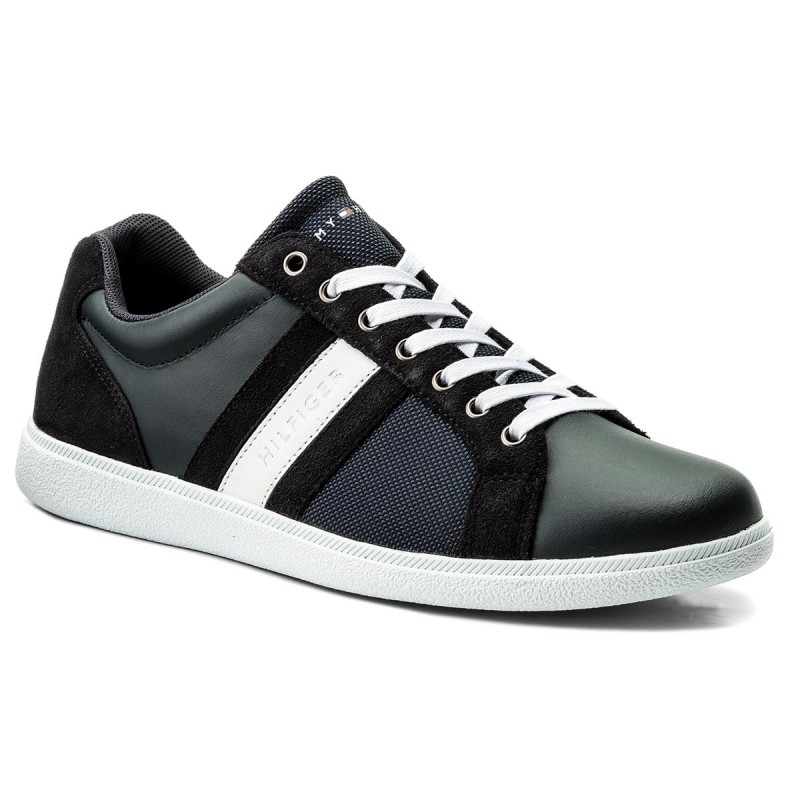 Sneakers TOMMY HILFIGER-Core Material  Mix Cupsole FM0FM01479 Midnight 403