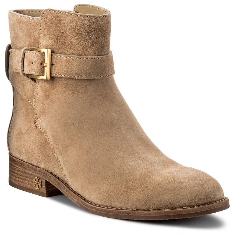 Stiefeletten TORY BURCH-Brooke Ankle Bootie 45934 Perfect Sand 262