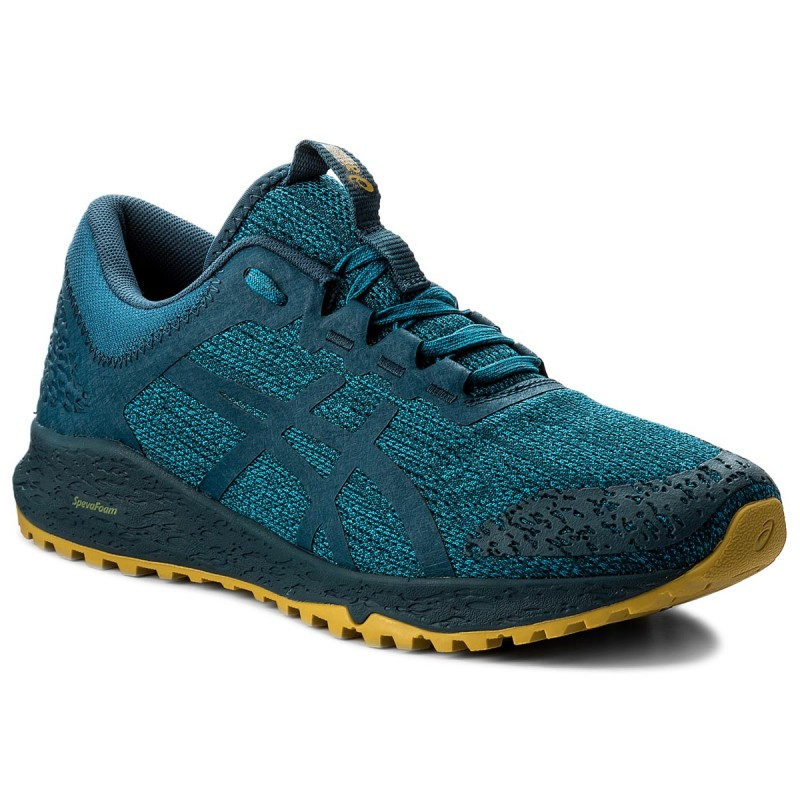 Schuhe ASICS-Alpine Xt T828N  Turkish Tile/Ink Blue/Lemon Curry 4645