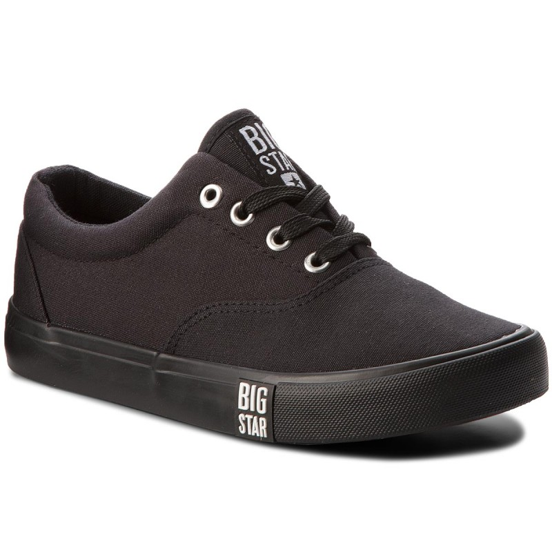 Turnschuhe BIG STAR-AA274892  Black